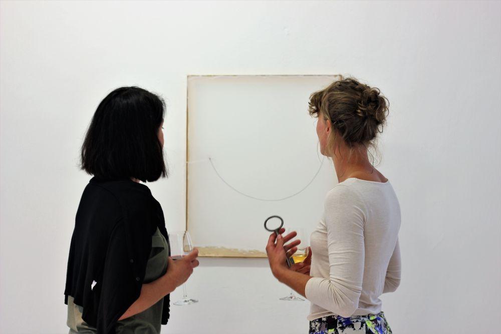 Komentovaná prohlídka výstavy Jaromíra Novotného